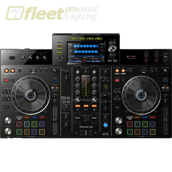 Pioneer Xdj-Rx2 All-In-One Dj System For Rekordbox Dj Interfaces