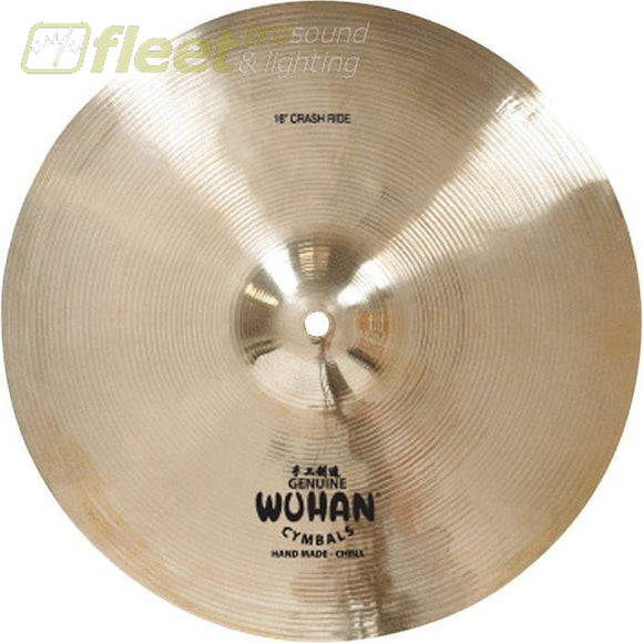 Wuhan Wucr18 18 Crash/ride Cymbal Crash Cymbals