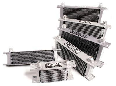 Mocal 10 Row Oil Cooler 115MM