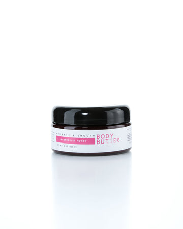 Grapefruit Honey Body Butter 8oz