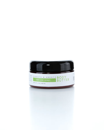 Key Lime Honey Body Butter 8oz