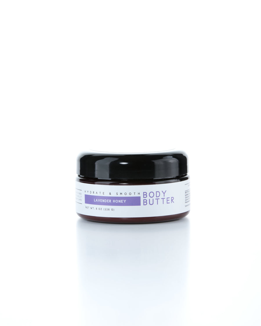 Lavender Honey Body Butter 8oz