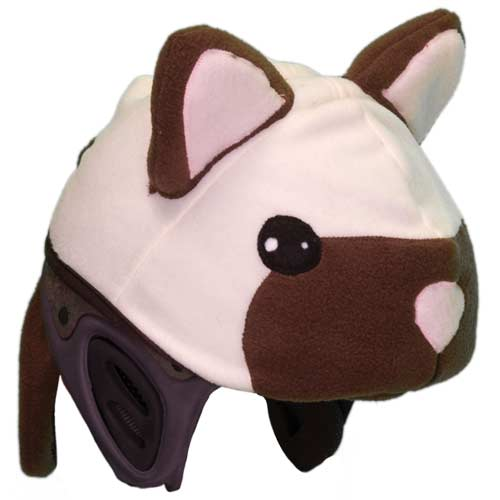Kitty Helmet Cover - mentalgear.com