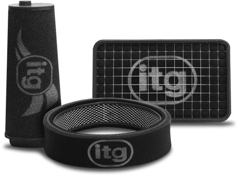 ITG Profilter Air Filter for BMW 3-Series (E90)