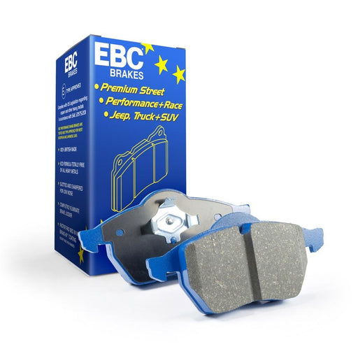 EBC Bluestuff Front Brake Pads  for Volkswagen Golf GTI ED30 (MK5)
