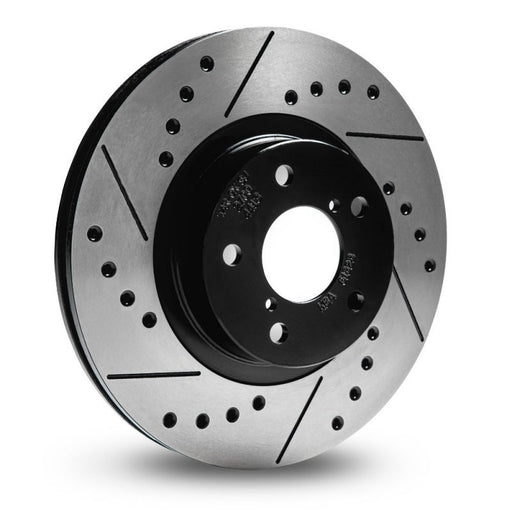 TAROX Rear Solid Sport Japan Brake Discs for Volkswagen Polo (6R)