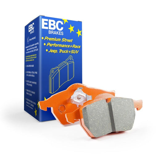 EBC Orangestuff Front Brake Pads  for Volkswagen Golf GTI (MK5)