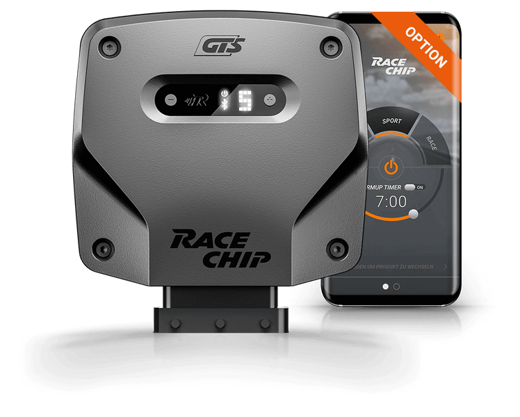 RaceChip GTS Tuning Box With App Control for Audi A3 (8P)
