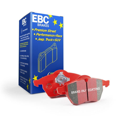 EBC Redstuff Rear Brake Pads for Volvo C30