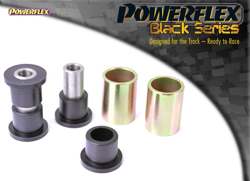 Powerflex Black Series Rear Track Control Arm Inner Bush Kit for Ford Focus RS (MK2)