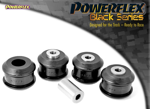 Powerflex Black Series Front Upper Arm To Chassis Bush Kit for Audi S4 (B6)