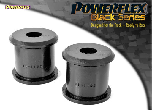 Powerflex Black Series Front Wishbone Lower Rear Bush Kit for Ford Fiesta (MK6)