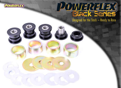 Powerflex Black Series Rear Suspension Rear Arm Bush Kit for Alfa Romeo 147