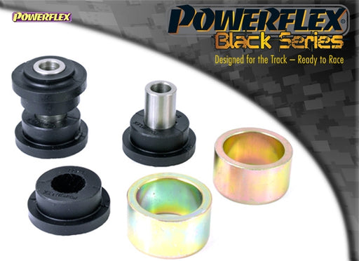 Powerflex Black Series Rear Upper Control Arm To Chassis Bush Kit for BMW 1-Series (E82)