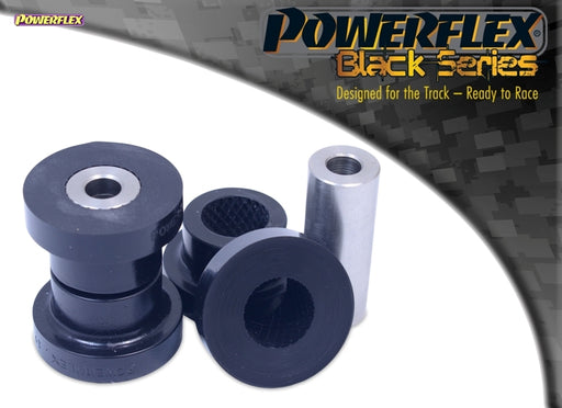 Powerflex Black Series Front Wishbone Front Bush 14mm bolt Kit for Ford Focus RS (MK2)