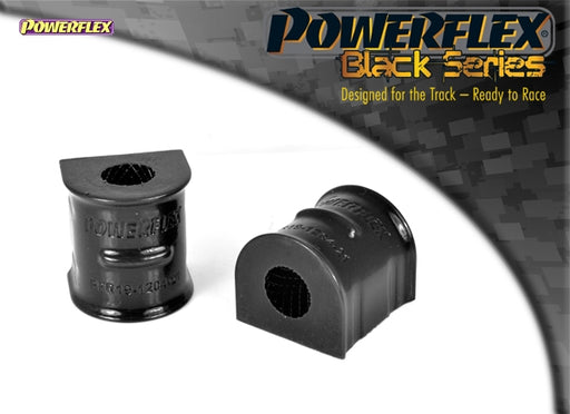 Powerflex Black Series Rear Anti Roll Bar To Chassis Bush 21mm Kit for Ford Focus RS (MK2)