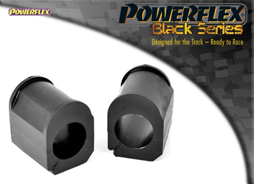 Powerflex Black Series Front Anti Roll Bar Chassis Mount Bush 23mm Kit for Renault Megane (MK1)