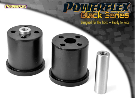 Powerflex Black Series Rear Beam Mounting Bush Kit for Vauxhall Corsa (C)