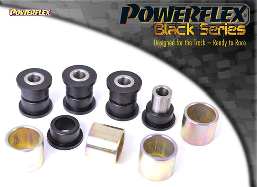 Powerflex Black Series Rear Lower Control Arm Bush Kit for Ford Focus RS (MK2)