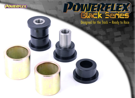 Powerflex Black Series Rear Track Control Arm Outer Bush Kit for Ford Focus RS (MK2)