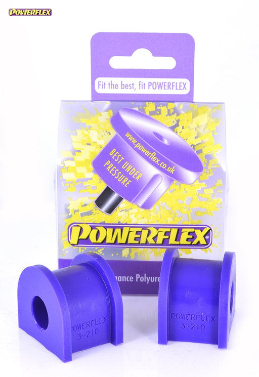 Powerflex Rear Anti Roll Bar Bush 18mm Kit for Audi S4 (B6)