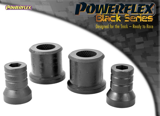 Powerflex Black Series Front Wishbone Rear Bush Kit for Volkswagen Polo (9N)
