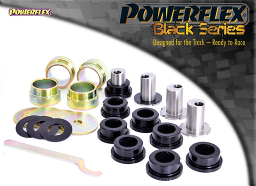 Powerflex Black Series Front Lower Wishbone Bush, Camber Adjustable Kit for Renault Megane (MK1)