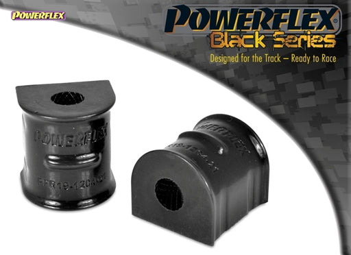 Powerflex Black Series Rear Anti Roll Bar To Chassis Bush 18mm Kit for Ford Focus RS (MK2)
