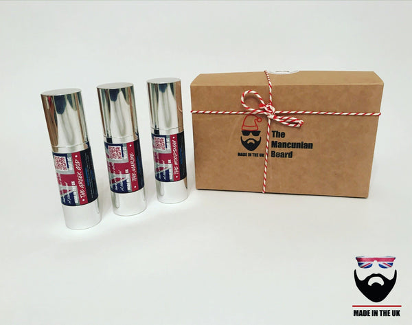 Christmas Beard Gift Sets Uk