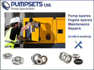 Pumpsets Ltd pump and engine repair maintenance and spares