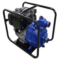 Atalanta Merlin-251 Engine driven portable self priming pump by Pumpsets Ltd