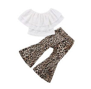 Cheetahlicious Bell Bottom Outfit