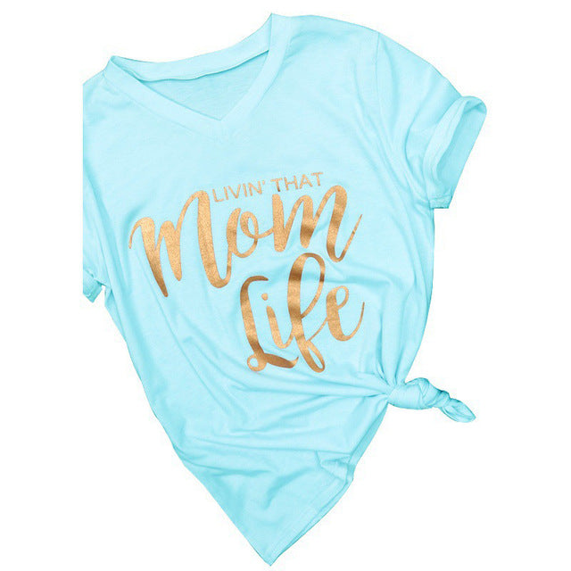 Livin' That Mom Life Tee