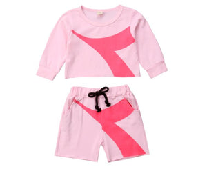 Sporty Girl Track Set