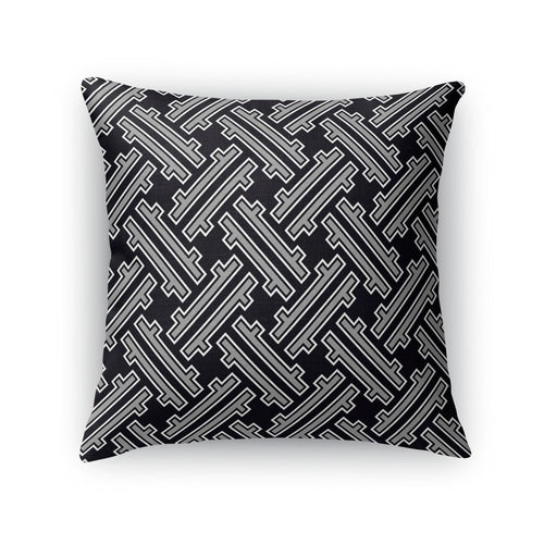 Japanese Weave Throw Pillow
