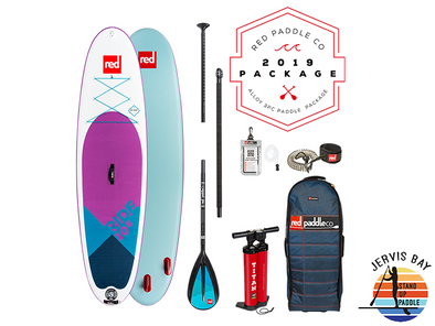 Red Paddle Co Ride 2019 Inflatable Paddle Board 10'6 SE Alloy