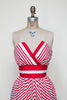 1980s Victor Costa dress from Dalena Vintage