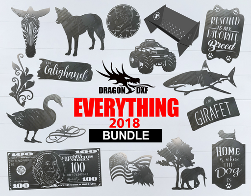 Everything 2018 Bundle
