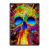 Abstract Colorful Skull iPad Pro 9.7 Inch Case