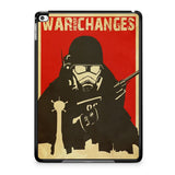 Fallout War Never Changes Poster iPad Air | Air 2 Case