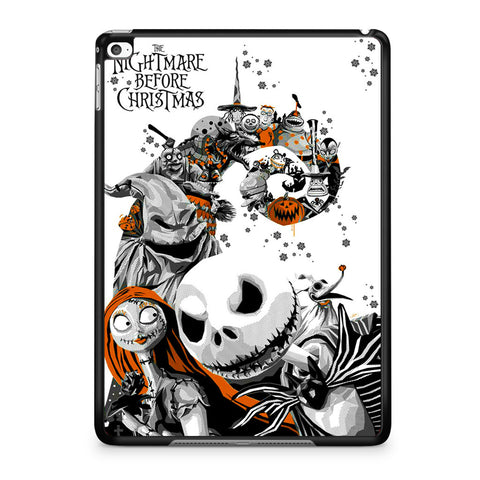 The Nightmare Before Christmas White Cover iPad Air | Air 2 Case