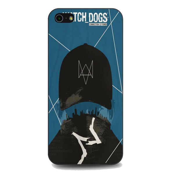 Watch Dogs Connection Is Power iPhone 5 | 5S | SE Case