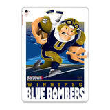 Winnipeg Blue Bombers NFL Team iPad Pro 9.7 Inch Case