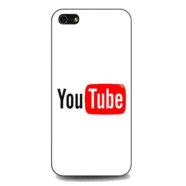 YouTube Logo iPhone 5 | 5S | SE Case