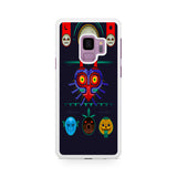 Zelda Majora Mask Vector Samsung Galaxy S9 | S9 Plus Case