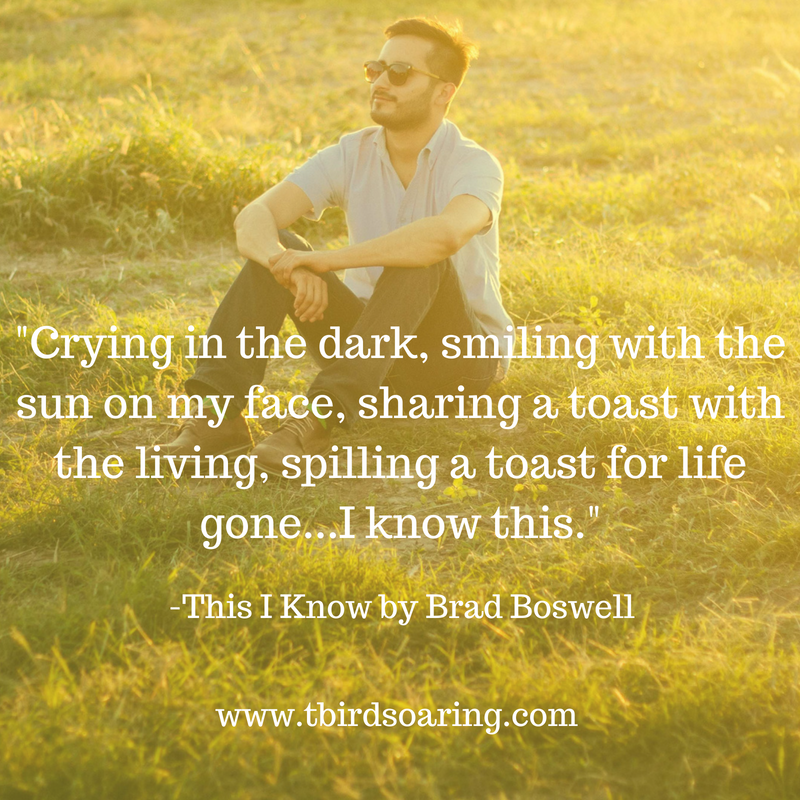 I Know This by Brad Boswell