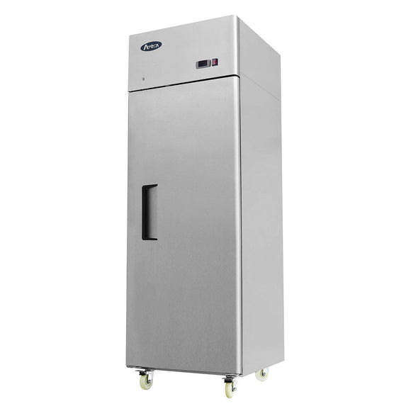 Atosa Top Mount One Section Solid Door Reach-In Freezer MBF8001-Refrigeration Units-Karat-Carry Out Supplies