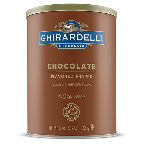 Ghirardelli Chocolate Frappe (3.12 lbs)-Powdered Base-Ghirardelli-Carry Out Supplies