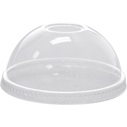 Karat 98mm PET Dome Lids - 1,000 ct-Cups & Lids-Karat-Carry Out Supplies