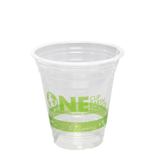 Karat Earth 12oz PLA Eco-Friendly Cups - Generic (98mm) - 1,000 ct-Cups & Lids-Karat-Carry Out Supplies